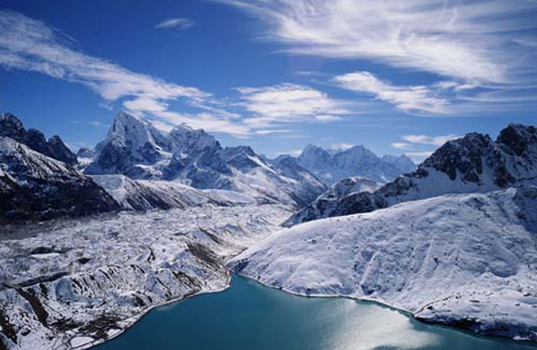 Image result for gokyo valley